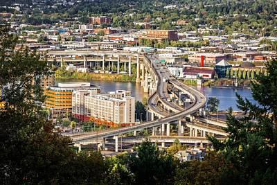 Designs Similar to Marquam Bridge Postcard