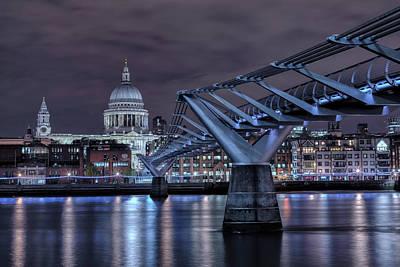 Designs Similar to Millennium Bridge - London