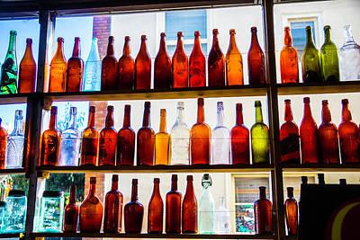 Old Brown Bottle Prints