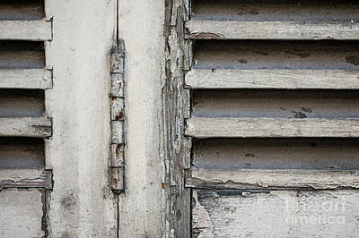 Designs Similar to Old Shutters by Elena Elisseeva
