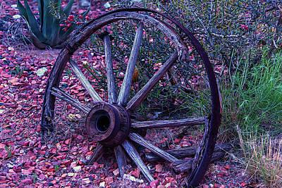 Wooden Wagons Photographs Prints