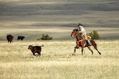 Working Cowboy Art