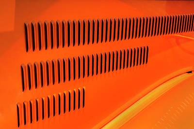 Designs Similar to Orange Antique Car Abstract