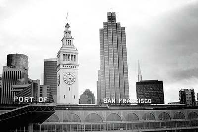 Port Of San Francisco Prints