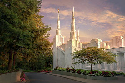 Designs Similar to Portland Temple