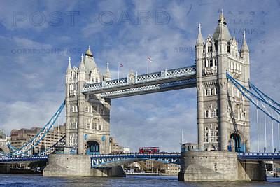 London Structure Prints