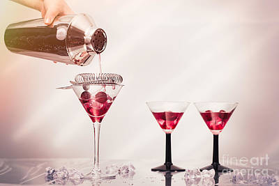 Designs Similar to Pouring A Cocktail