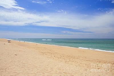 Praia De Faro Prints