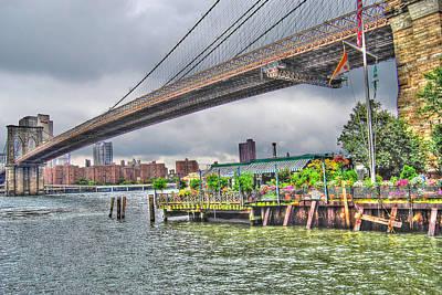 Brooklyn Bridge Photographs Original Artwork