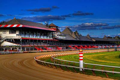 Saratoga Race Horse Prints