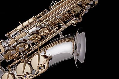 Designs Similar to Saxophone Isolated Black