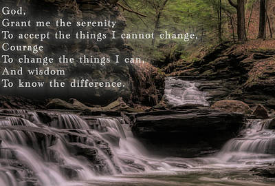 Designs Similar to Serenity Prayer by Dan Sproul
