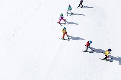 Skiing Photographs