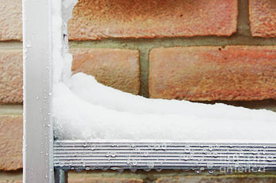 Designs Similar to Snow On A Ladder