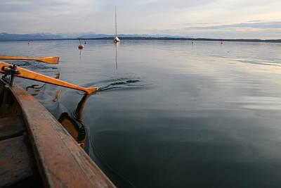 Designs Similar to Starnberger Lake At Sunset