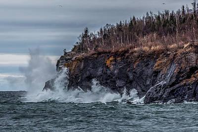 Designs Similar to Stormy Lake Superior