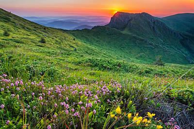 Balkan Mountains Photographs