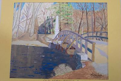 Concord Mass Paintings Prints