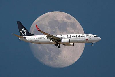 Star Alliance Airline Prints