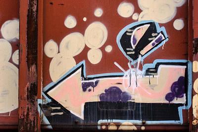 Designs Similar to Train Graffiti Pale Arrow