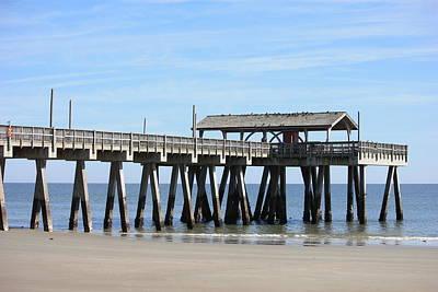 Tybee Island Pier Photographs