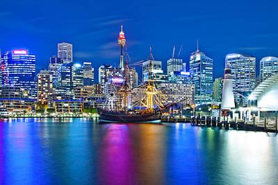 Designs Similar to Vibrant Darling Harbour