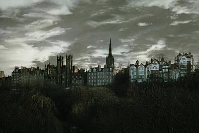 Designs Similar to view of Edinburgh II