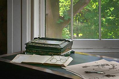 Designs Similar to Vintage Desk - Still Life