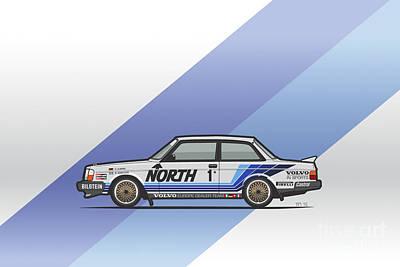 80s Mixed Media Original Artwork