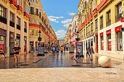 Designs Similar to Walking Through Malaga