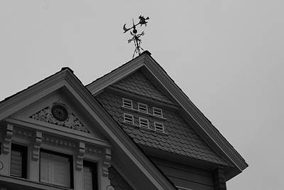 Designs Similar to Weathervane In Black And White