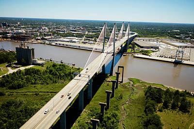 Designs Similar to Aerial View Of Talmadge Bridge