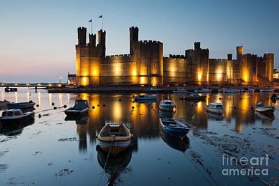 Designs Similar to Caernarfon Castle , North Wales