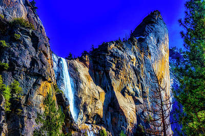 Designs Similar to Winter Bridalveil Falls 1