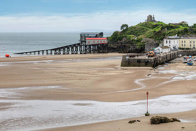 Designs Similar to Tenby - Wales by Joana Kruse