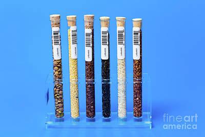 Designs Similar to Food Samples In Test Tubes