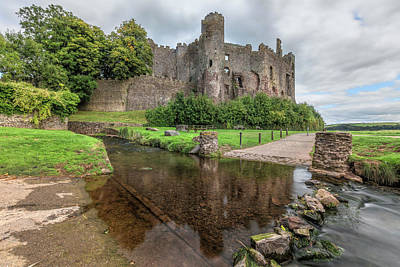 Designs Similar to Laugharne Castle - Wales 2
