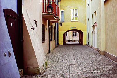 Designs Similar to Warsaw Old Town Buildings