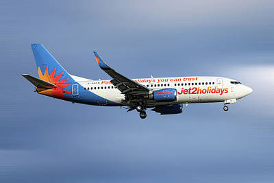Designs Similar to Jet2 Boeing 737-33v