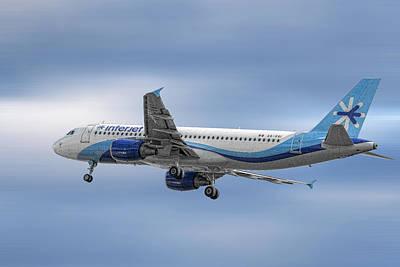 Designs Similar to Interjet Airbus A320-214
