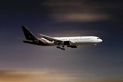 Designs Similar to Titan Airways Boeing 767-36n