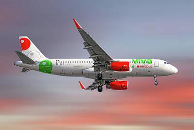 Designs Similar to Vivaaerobus Airbus A320-232