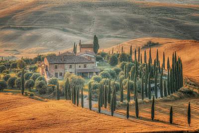 Designs Similar to Asciano, Tuscany - Italy