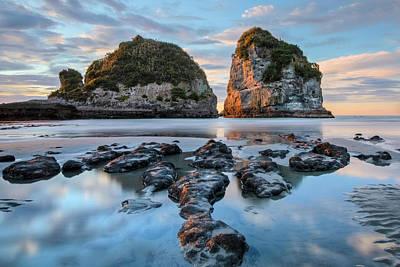 Designs Similar to Motukiekie Beach - New Zealand