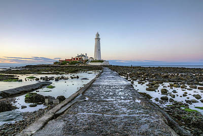 Designs Similar to St Mary's Lighthouse - England