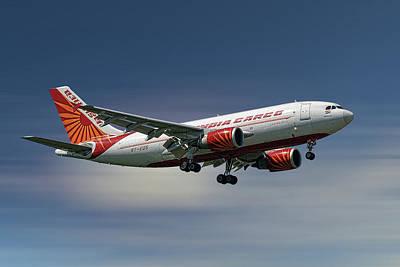 Designs Similar to Air India Cargo Airbus A310-304
