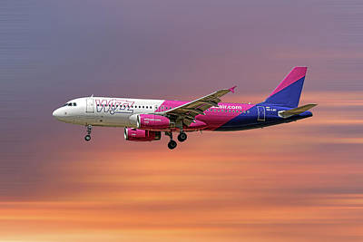 Designs Similar to Wizz Air Airbus A320-232