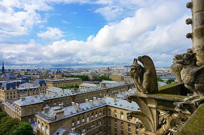 Designs Similar to A Gargoyle's View Of Paris 03