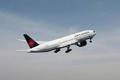 Designs Similar to Air Canada Boeing 777 233 Lr