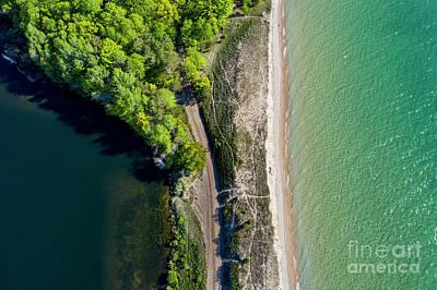 Designs Similar to Arcadia Lake And Lake Michigan